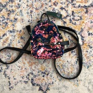 Wild fable mini backpack